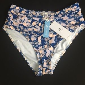 Cupshe high waisted bikini bottom medium